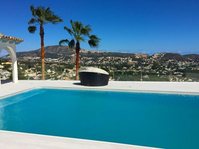Casa Vida: Your holiday house with panoramic sea views in Moraira ...