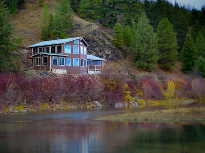 Photo for Missoula Private Riverfront