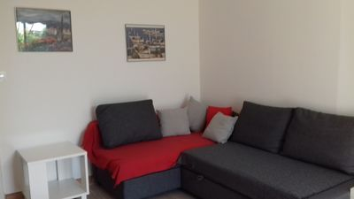 Photo for Hyères: pretty T3 for 4 people in rez of villa with terrace