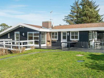 Photo for Spacious holiday home in Ebeltoft with Whirlpool
