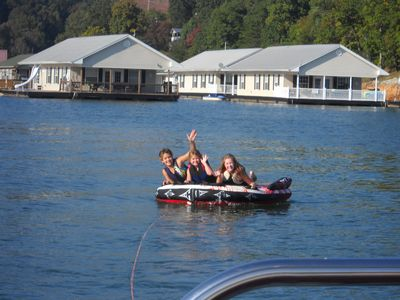 Photo for Enjoy a Floating Holiday on Norris Lake at Springs Dock Marina.