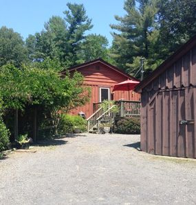Photo for Cozy Relaxation In Your Own Country House Less Than 2 Hours From Manhattan