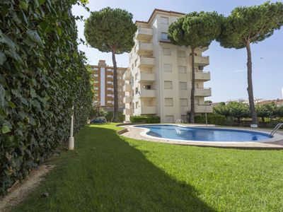 Photo for Apartment with panoramic views and a big terrace (27 m2), near the Marina and at 5 minuts