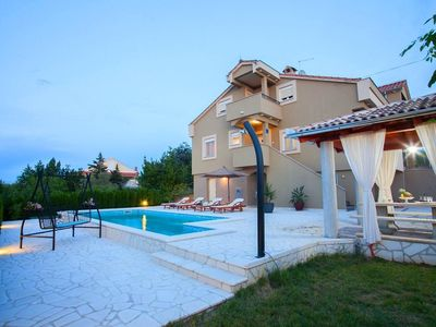 Photo for Holiday house Zadar for 9 persons with 4 bedrooms - Holiday house