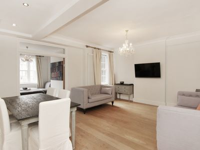 Photo for Luxury Knightsbridge 2 Minutes' From Harrods Three Bed Air Con WiFi