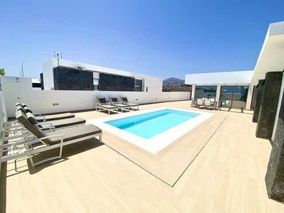 Photo for Villa Atlantico Dreams 1 - 3 bedroom - 2 baths - 1 toiltet - Private pool