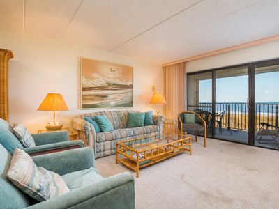 Photo for Oceanfront condo midtown location!