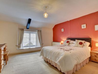 Photo for Vacation home Middle Beccott Cottage in Exmoor National Park - 4 persons, 2 bedrooms