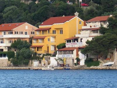 Photo for Apartment in Zaklopatica (Lastovo), capacity 2+2