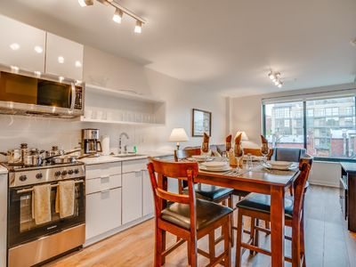 Photo for This apartment is a 1 bedroom(s), 1 bathrooms, located in Washington DC, DC.
