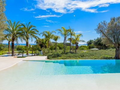 Photo for Privacy, spaciousness and beautiful surroundings in Ibiza