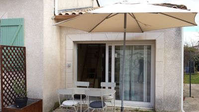 Photo for Guest-House: Studio with mezzanine between Montpellier and Sète, sea and scrubland.