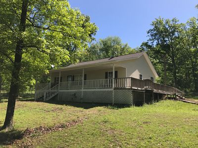 Photo for Family-friendly home, One Mile to Boat Launch and Hill Creek Marina