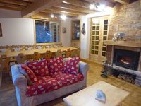 Exactly as described - nice chalet in a good location.