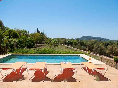 Photo for 5 bedroom Villa, sleeps 9 with Air Con and FREE WiFi