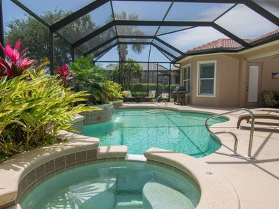 Photo for Amazing Single Family Pool Home with Social Membership Available in Lely Resort