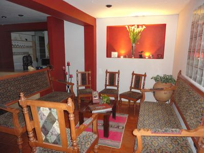 Photo for COZY, NICE AND COMFORTABLE APARTMENT IN CENTRAL AREA IN CUSCO