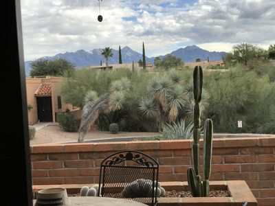 """Photo for A """"green """" Green Valley home with a View and DOG friendly too!"""