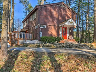Photo for N Conway Home w/Porch -Walk to Cranmore Mtn Resort
