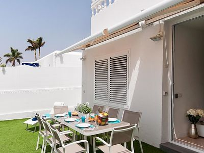 Photo for Vacation home Bungalow Playa Inglés JF/GI  in Playa del Inglés, Gran Canaria - 5 persons, 3 bedrooms