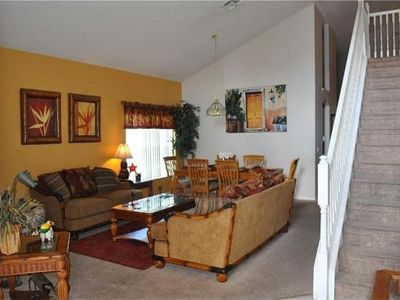 Photo for House in Kissimmee with Air conditioning, Parking (669836)