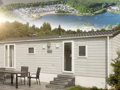 Photo for Chalet 542 TYPE B at holiday park Kransburger See near the North Sea
