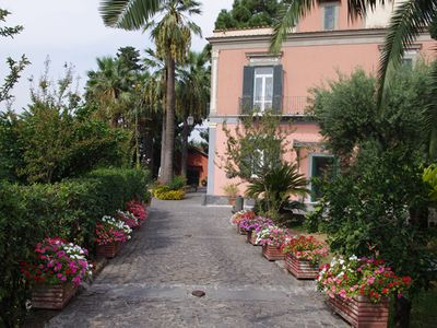 Photo for Villa Raffaela - Stately home, independent, quiet, sunny, ideal for a relaxing holiday