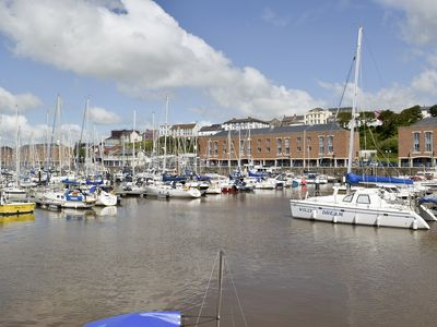 Photo for 1 bedroom accommodation in Milford Haven Marina