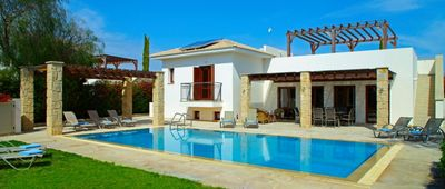 Photo for Aphrodite Hills 4 Bedroom Villa - Dorcia - Free WiFi