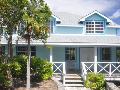 Photo for 3BR House Vacation Rental in Great Harbour Cay, Berry Islands