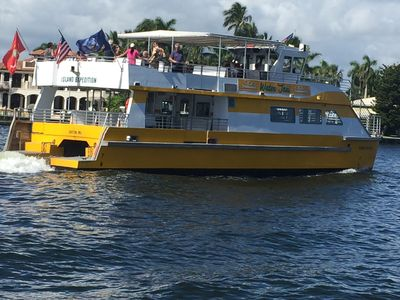 Catch the water taxi 2 blocks away for a great city tow..Passes by the villa