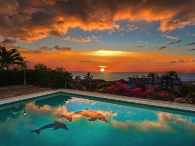 Photo for Panoramic Ocean Views! Luxury Estate - Pool & Air Conditioning