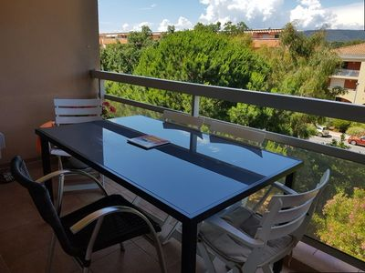 Photo for 1BR Apartment Vacation Rental in Bormes les Mimosas