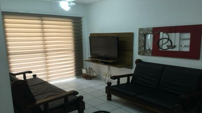 Photo for Enseada Apartment Two Blocks from the Beach 8 Places