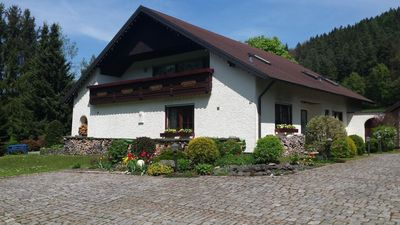 Photo for Holiday apartment Goldkronach for 2 - 4 persons with 1 bedroom - Holiday apartment in one or multi-f