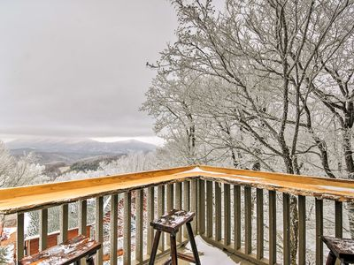 Photo for NEW! Blowing Rock Cabin w/Hot Tub-15 Mins to Boone