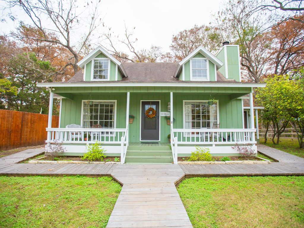 model home park wimberley cottages casual pin texas gallery