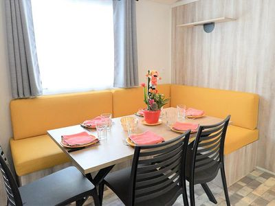 Photo for Camping L'Anse des Pins **** - Mobil-home Grand Confort TV 3 rooms 4/6 persons