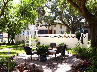 Photo for Casa del Sol - new garden home for 6 guests 3Q B&B