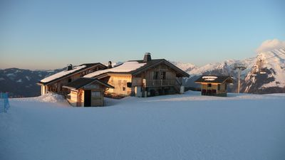 Photo for Chalet on the slopes of Grand-Massif, located 302 plateau des Saix in Samoëns