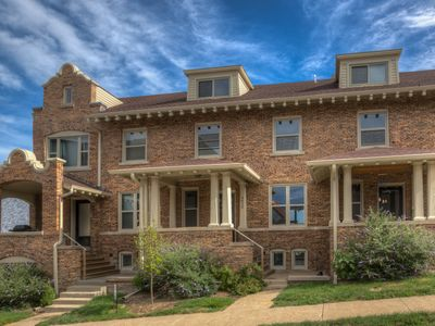 Photo for Large Townhome in Hot Urban walkable district near UNMC and Downtown!