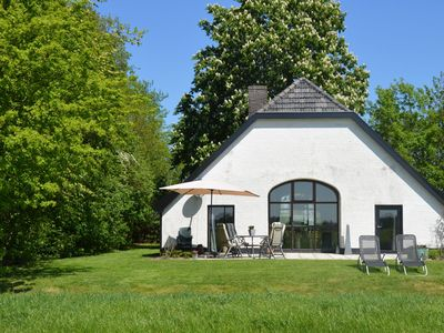 Photo for Detached traditional farmhouse with stunning views and close to nature areas