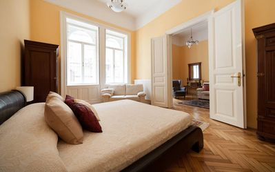 Photo for Elegant 2 Bedroom Steps From Andrássy
