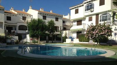 Photo for Holiday apartment Orihuela-Costa for 4 persons with 1 bedroom - Holiday apartment
