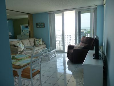Photo for BRIGHT AND BEAUTIFUL BEACH CONDO - CHECK THIS ONE OUT AND BOOK NOW!!!
