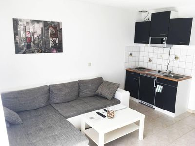 Photo for 1-room apartment near Lidl, Kaufland and Audi