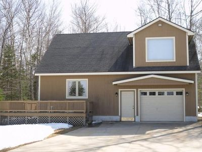 Photo for 2BR Cabin Vacation Rental in Grand Marais, Michigan