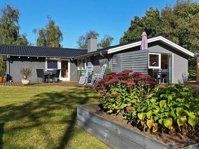 Photo for Beautiful Holiday Home in Skjern with Terrace