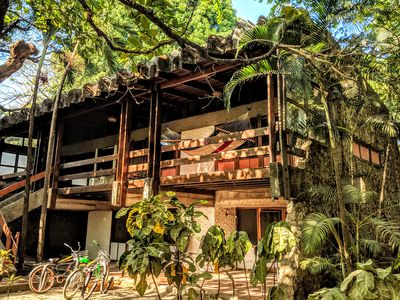 Photo for Tropical hideaway in historical eco house
