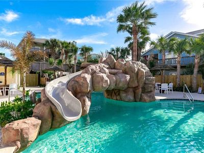 Photo for 16 Sandals-Amazing heated Saltwater Pool! Pet OK! Short walk to BEACH